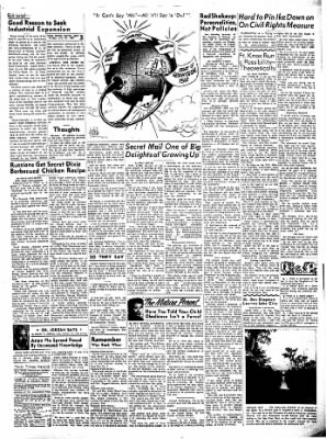 Carrol Daily Times Herald from Carroll, Iowa on July 19, 1957 · Page 3