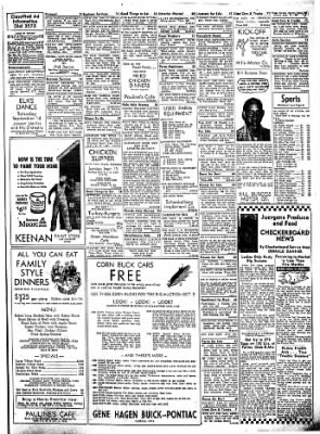 Carrol Daily Times Herald from Carroll, Iowa on September 13, 1957 · Page 7