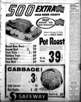 Hope Star from Hope, Arkansas on October 9, 1958 · Page 11