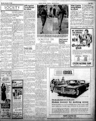 Hope Star from Hope, Arkansas on November 11, 1958 · Page 3