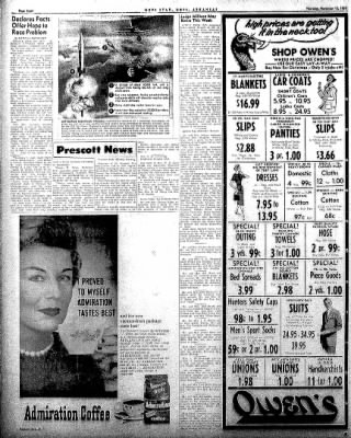 Hope Star from Hope, Arkansas on November 13, 1958 · Page 8