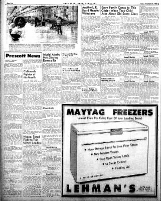 Hope Star from Hope, Arkansas on November 21, 1958 · Page 2