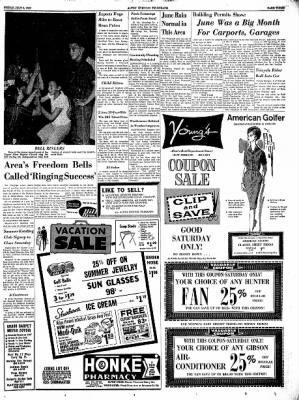 Alton Evening Telegraph from Alton, Illinois on July 5, 1963 · Page 3