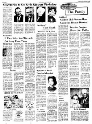 Alton Evening Telegraph from Alton, Illinois on September 10, 1963 · Page 10