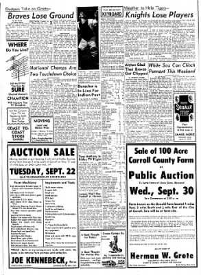 Carrol Daily Times Herald from Carroll, Iowa on September 18, 1959 · Page 2