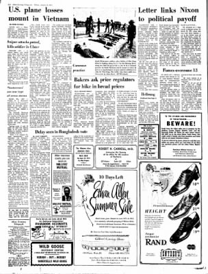 Alton Evening Telegraph from Alton, Illinois on August 25, 1972 · Page 2