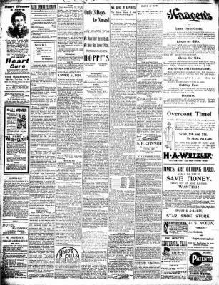 Alton Evening Telegraph from Alton, Illinois on December 21, 1898 · Page 2