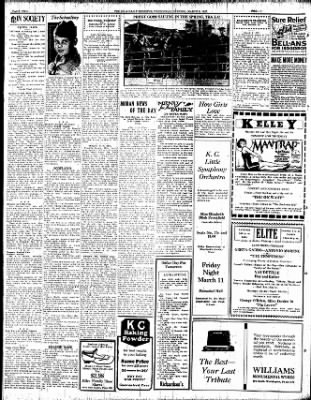 The Iola Register from Iola, Kansas on March 9, 1927 · Page 2