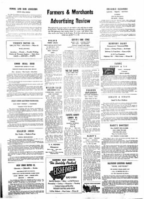 Fayette County Leader from Fayette, Iowa on November 23, 1961 · Page 3