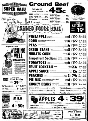 Carrol Daily Times Herald from Carroll, Iowa on September 30, 1959 · Page 10