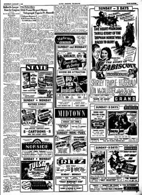 Alton Evening Telegraph from Alton, Illinois on January 7, 1950 · Page 11