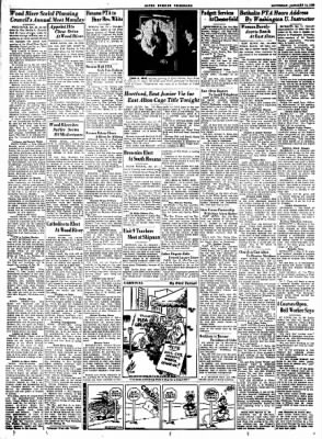 Alton Evening Telegraph from Alton, Illinois on January 14, 1950 · Page 14