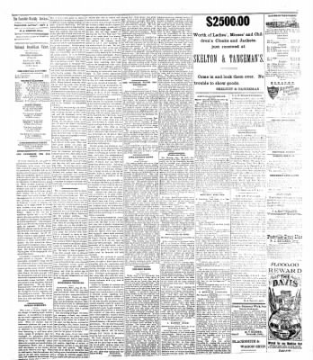 The Postville Review from Postville, Iowa on September 3, 1892 · Page 2