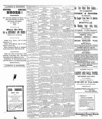 The Postville Review from Postville, Iowa on September 10, 1892 · Page 3