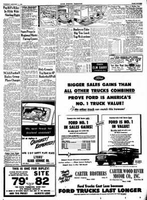 Alton Evening Telegraph from Alton, Illinois on January 17, 1950 · Page 15