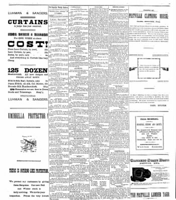 The Postville Review from Postville, Iowa on October 8, 1892 · Page 3