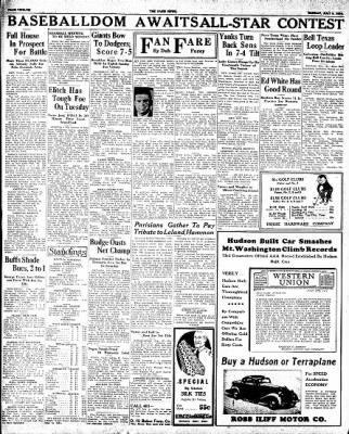 The Paris News from Paris, Texas on July 8, 1934 · Page 12