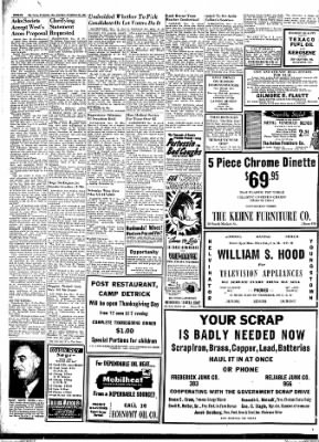 The News from Frederick, Maryland on November 20, 1951 · Page 4