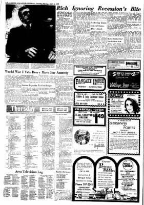 Lubbock Avalanche-Journal from Lubbock, Texas on April 3, 1975 · Page 17