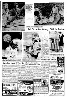 The Racine Journal-Times Sunday Bulletin from Racine, Wisconsin on July 4, 1965 · Page 7