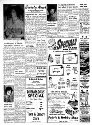 The Wellington Leader from Wellington, Texas on April 2, 1964 · Page 4