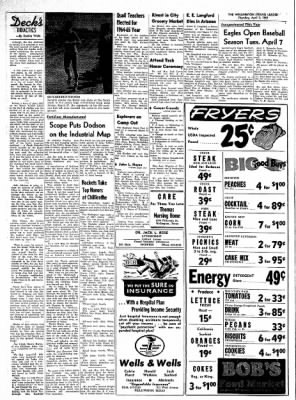 The Wellington Leader from Wellington, Texas on April 2, 1964 · Page 10