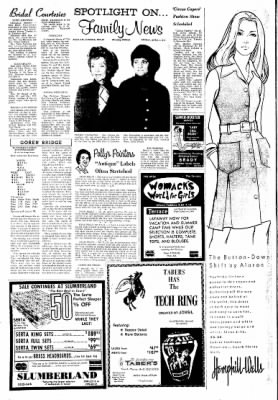 Lubbock Avalanche-Journal from Lubbock, Texas on April 4, 1975 · Page 34