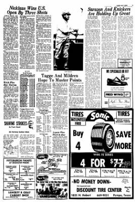 Pampa Daily News from Pampa, Texas on June 19, 1972 · Page 8