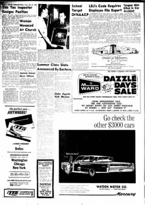 Clovis News-Journal from Clovis, New Mexico on May 11, 1965 · Page 2