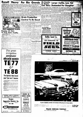 Clovis News-Journal from Clovis, New Mexico on May 11, 1965 · Page 7