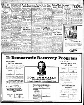 The Paris News from Paris, Texas on July 24, 1934 · Page 5