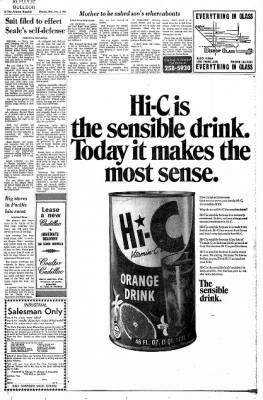 Arizona Republic from Phoenix, Arizona on November 5, 1969 · Page 30
