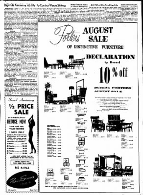 The Racine Journal-Times Sunday Bulletin from Racine, Wisconsin on August 2, 1959 · Page 20