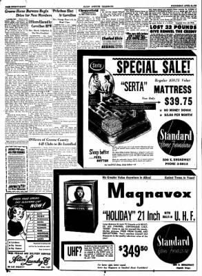 Alton Evening Telegraph from Alton, Illinois on April 22, 1953 · Page 27