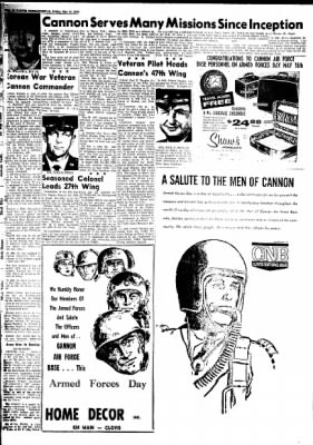 Clovis News-Journal from Clovis, New Mexico on May 14, 1965 · Page 12