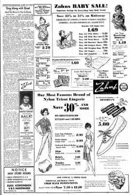 The Racine Journal-Times Sunday Bulletin from Racine, Wisconsin on January 14, 1962 · Page 5