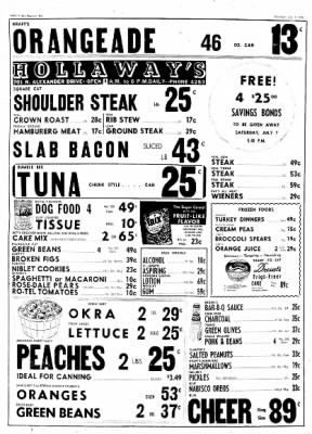 The Baytown Sun from Baytown, Texas on July 5, 1956 · Page 14