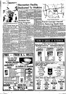 The News from Frederick, Maryland on June 10, 1970 · Page 32