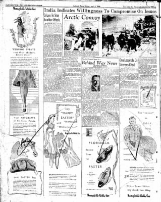 Lubbock Morning Avalanche from Lubbock, Texas on April 3, 1942 · Page 7