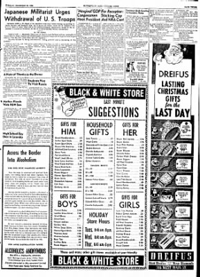 The Courier News from Blytheville, Arkansas on December 22, 1953 · Page 3