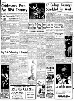 The Courier News from Blytheville, Arkansas on December 28, 1953 · Page 6