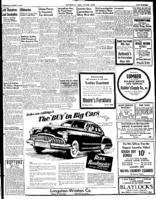 The Courier News from Blytheville, Arkansas on March 17, 1949 · Page 13