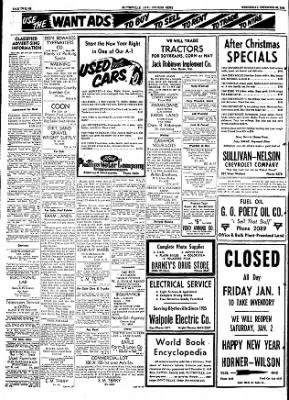 The Courier News from Blytheville, Arkansas on December 30, 1953 · Page 12