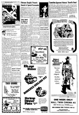 Northwest Arkansas Times from Fayetteville, Arkansas on May 24, 1974 · Page 9