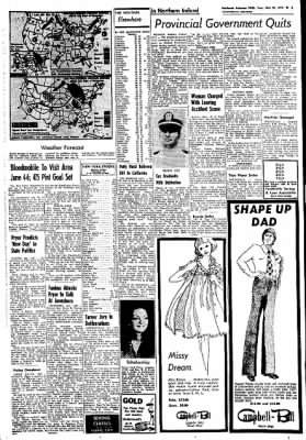 Northwest Arkansas Times from Fayetteville, Arkansas on May 28, 1974 · Page 3
