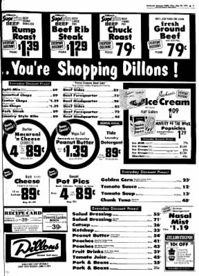 Northwest Arkansas Times from Fayetteville, Arkansas on May 29, 1974 · Page 5