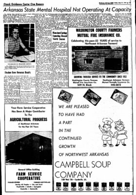 Northwest Arkansas Times from Fayetteville, Arkansas on May 31, 1974 · Page 28