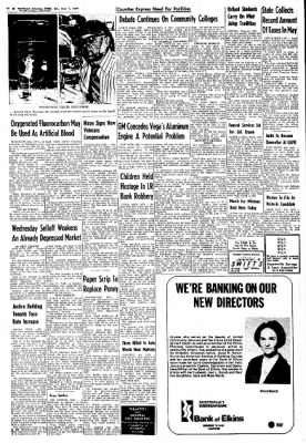 Northwest Arkansas Times from Fayetteville, Arkansas on June 1, 1974 · Page 14