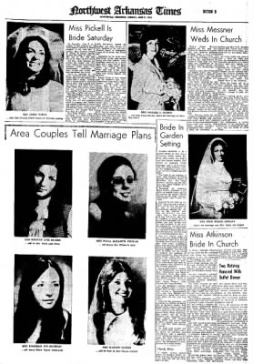 Northwest Arkansas Times from Fayetteville, Arkansas on June 9, 1974 · Page 9