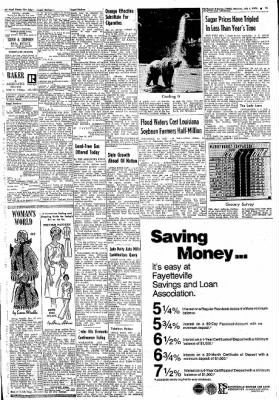 Northwest Arkansas Times from Fayetteville, Arkansas on July 1, 1974 · Page 13